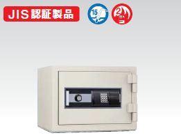 耐火金庫 小型 テンキー式 110kg J I S 認証製品 /TO-STJ-20ER