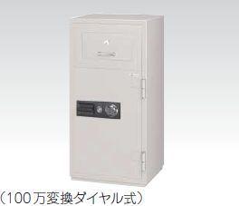 投入専用耐火金庫 100 万変換ダイヤル式 395kg /TO-PS-125