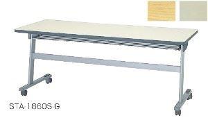 スタックテーブル STA型 幕板無 幅800×奥行450mm /TO-STA-1845S-□