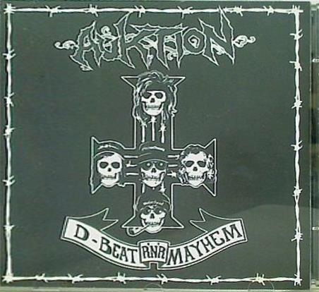 【中古】CD Auktion D-beat Rock'n'Roll Mayhem