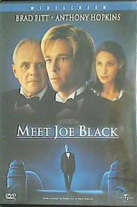 【中古】DVD海外版 ジョー・ブラックをよろしく Meet Joe Black