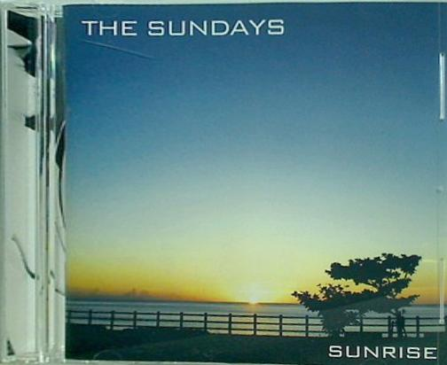 【中古】CD SUNRISE THE SUNDAYS THE SUNDAYS 直筆サイン入り