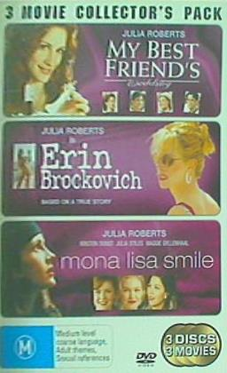 【中古】DVD海外版 エリン・ブロコビッチ Erin Brockovich My Best Friend's Wedding ...  3 Discs  NON-USA Format  PAL  Region 4 Import Australia Julia Styles