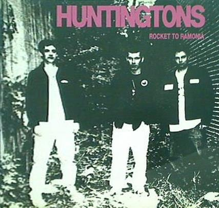 【中古】CD huntington's rocket to romania