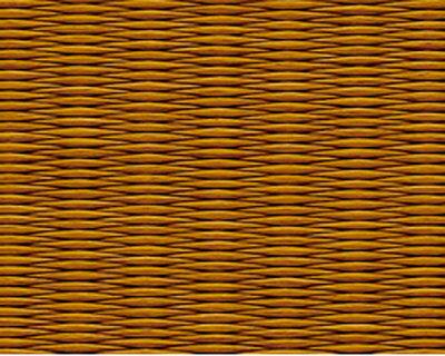 伊藤園×置き畳 琉球畳(ブラウン茶色2畳4枚セット)セキスイ 美草 ユニット畳 アトピー協会推奨 フロア畳 (青畳工房製) 日本製 国産 sekisui ミグサ みぐさ migusaマット 畳 フローリング 薄い 半畳