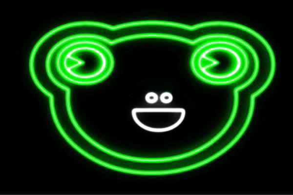【ネオン】カエル【かえる】【蛙】【FLOG】【フロッグ】【動物】【アニマル】【ネオンライト】【電飾】【LED】【ライト】【サイン】【neon】【看板】【イルミネーション】【インテリア】【店舗】【ネオンサイン】【アメリカン雑貨】【かわいい】【おしゃれ】