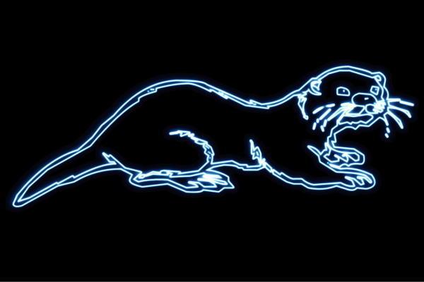 【ネオン】マングース【mongoose】【まんぐーす】【アニマル】【動物】【ネオンライト】【電飾】【LED】【ライト】【サイン】【neon】【看板】【イルミネーション】【インテリア】【店舗】【ネオンサイン】【アメリカン雑貨】【かわいい】【おしゃれ】