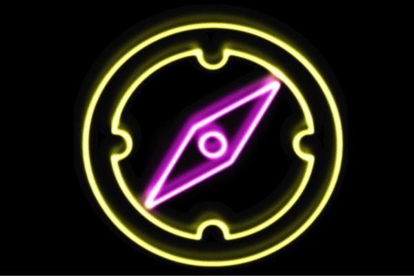 【ネオン】コンパス【方位磁石】【磁気コンパス】【磁気】【磁心】【ネオンライト】【電飾】【LED】【ライト】【サイン】【neon】【看板】【イルミネーション】【インテリア】【店舗】【ネオンサイン】【アメリカン雑貨】【かわいい】【おしゃれ】