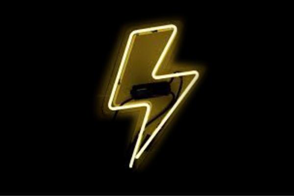 【ネオン】Thunder【雷】【サンダー】【カミナリ】【イナズマ】【いなずま】【BAR】【カフェ】【ネオンライト】【電飾】【LED】【ライト】【サイン】【neon】【看板】【イルミネーション】【インテリア】【店舗】【ネオンサイン】【アメリカン雑貨】【おしゃれ】
