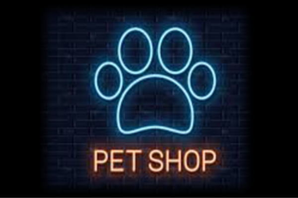 【ネオン】PET SHOP【いぬ】【ネコ】【猫】【犬】【ドッグ】【ペット】【ペットショップ】【動物】【アニマル】【ネオンライト】【電飾】【LED】【ライト】【サイン】【neon】【看板】【イルミネーション】【インテリア】【店舗】【ネオンサイン】【アメリカン雑貨】