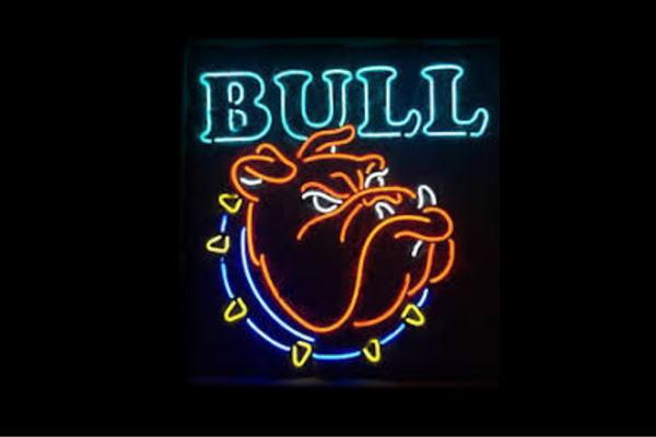 【ネオン】BULL【いぬ】【ブルドッグ】【犬】【ドッグ】【ペット】【PET SHOP】【動物】【アニマル】【ネオンライト】【電飾】【LED】【ライト】【サイン】【neon】【看板】【イルミネーション】【インテリア】【店舗】【ネオンサイン】【アメリカン雑貨】【おしゃれ】
