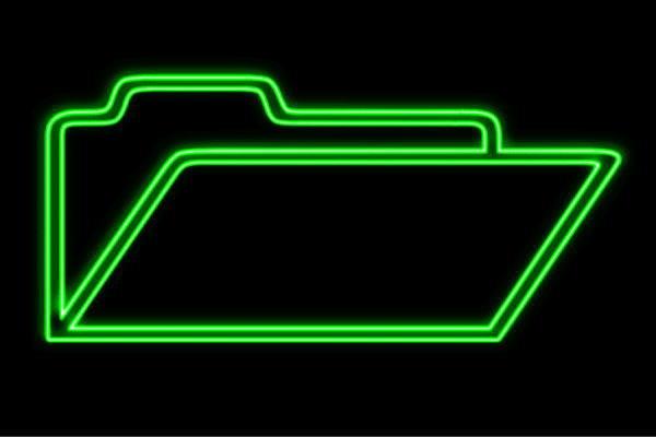 【ネオン】ファイル【フォルダー】【アイコン】【イラスト】【PC】【パソコン】【FILE】【ネオンライト】【電飾】【LED】【ライト】【サイン】【neon】【看板】【イルミネーション】【インテリア】【店舗】【ネオンサイン】【アメリカン雑貨】【かわいい】【おしゃれ】