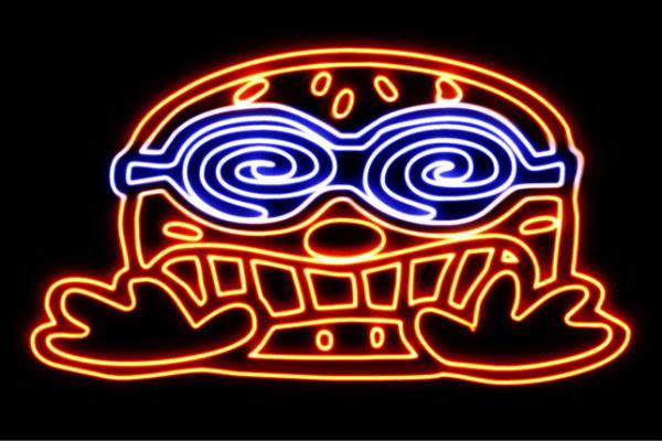 【ネオン】モグラ【もぐら】【土竜】【もぐら叩き】【動物】【アニマル】【ネオンライト】【電飾】【LED】【ライト】【サイン】【neon】【看板】【イルミネーション】【インテリア】【店舗】【ネオンサイン】【アメリカン雑貨】【かわいい】【おしゃれ】