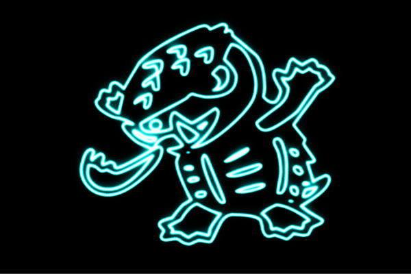 【ネオン】トカゲ【2】【とかげ】【蜥蜴】【やもり】【オオトカゲ】【爬虫類】【動物】【アニマル】【ネオンライト】【電飾】【LED】【ライト】【サイン】【neon】【看板】【イルミネーション】【インテリア】【店舗】【ネオンサイン】【アメリカン雑貨】【かわいい】