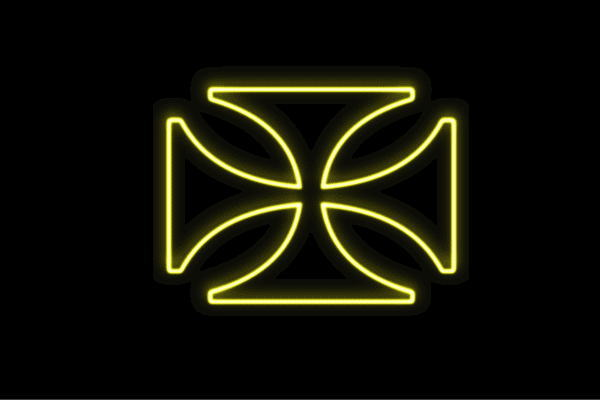 【ネオン】クロス【くろす】【フラットデザイン】【アイコン】【バツ】【十字架】【イラスト】【ネオンライト】【電飾】【LED】【ライト】【サイン】【neon】【看板】【イルミネーション】【インテリア】【店舗】【ネオンサイン】【アメリカン雑貨】【おしゃれ】【かわいい】