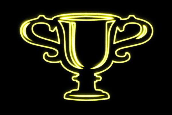 【ネオン】優勝カップ【優勝】【カップ】【トロフィー】【勝利】【アイコン】【イラスト】【ネオンライト】【電飾】【LED】【ライト】【サイン】【neon】【看板】【イルミネーション】【インテリア】【店舗】【ネオンサイン】【アメリカン雑貨】【おしゃれ】【かわいい】