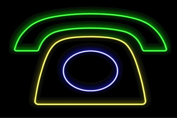 【ネオン】黒電話【3】【電話】【でんわ】【イラスト】【アイコン】【テレフォン】【ネオンライト】【電飾】【LED】【ライト】【サイン】【neon】【看板】【イルミネーション】【インテリア】【店舗】【ネオンサイン】【アメリカン雑貨】【かわいい】【おしゃれ】