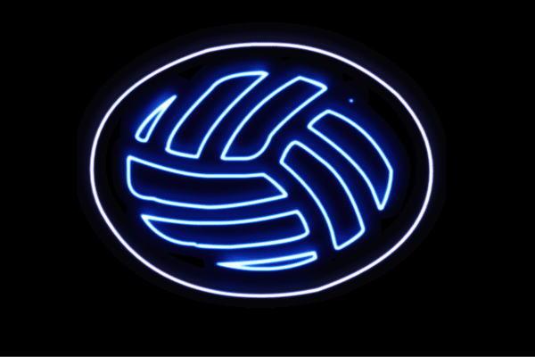 【ネオン】ボール【2】【ぼーる】【球】【バレー】【スポーツ】【アイコン】【イラスト】【ネオンライト】【電飾】【LED】【ライト】【サイン】【neon】【看板】【イルミネーション】【インテリア】【店舗】【ネオンサイン】【アメリカン雑貨】【おしゃれ】【かわいい】