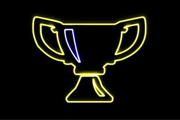【ネオン】優勝カップ【2】【カップ】【優勝】【勝利】【イラスト】【アイコン】【スポーツ】【ネオンライト】【電飾】【LED】【ライト】【サイン】【neon】【看板】【イルミネーション】【インテリア】【店舗】【ネオンサイン】【アメリカン雑貨】【かわいい】【おしゃれ】