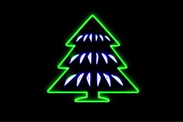 第一ネット 【ネオン】ツリー【2】【tree】【クリスマス】【木】【き】【森】【森林】【山】【ネオンライト】【電飾】【LED】【ライト】【サイン】【neon】【看板】【イルミネーション】【インテリア】【店舗】【ネオンサイン】【アメリカン雑貨】【おしゃれ】【かわいい】, ヤマナカコムラ:ec15735f --- coursedive.com