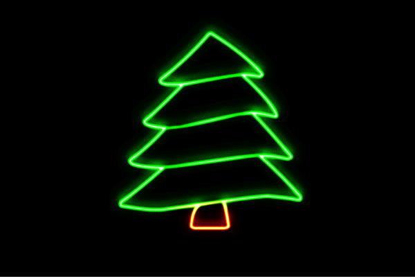 【ネオン】ツリー【8】【tree】【木】【き】【森】【山】【クリスマス】【アイコン】【ネオンライト】【電飾】【LED】【ライト】【サイン】【neon】【看板】【イルミネーション】【インテリア】【店舗】【ネオンサイン】【アメリカン雑貨】【おしゃれ】【かわいい】