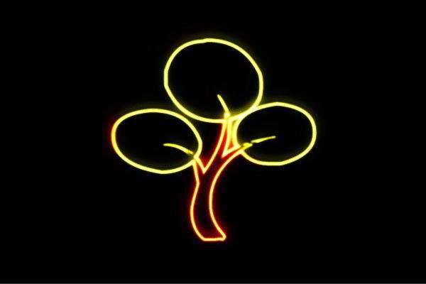 【ネオン】ツリー【11】【tree】【木】【き】【森】【山】【クリスマス】【アイコン】【ネオンライト】【電飾】【LED】【ライト】【サイン】【neon】【看板】【イルミネーション】【インテリア】【店舗】【ネオンサイン】【アメリカン雑貨】【おしゃれ】【かわいい】