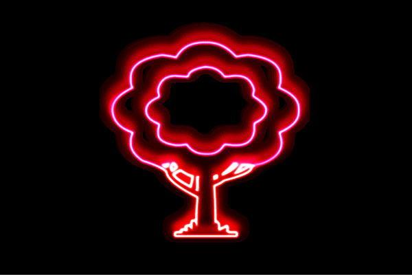 【ネオン】ツリー【48】【tree】【木】【き】【森】【植物】【クリスマス】【アイコン】【ネオンライト】【電飾】【LED】【ライト】【サイン】【neon】【看板】【イルミネーション】【インテリア】【店舗】【ネオンサイン】【アメリカン雑貨】【おしゃれ】【かわいい】