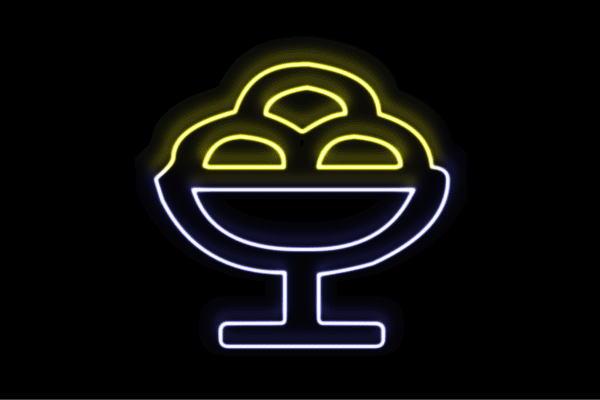 【ネオン】アイスクリーム【27】【ソフトクリーム】【ICE CREAM】【アイス】【カフェ】【アイコン】【ネオンライト】【電飾】【LED】【ライト】【サイン】【neon】【看板】【イルミネーション】【インテリア】【店舗】【ネオンサイン】【アメリカン雑貨】【おしゃれ】