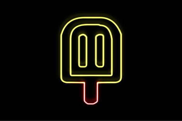 【ネオン】アイスクリーム【28】【アイスキャンディー】【ICE CREAM】【アイス】【アイコン】【ネオンライト】【電飾】【LED】【ライト】【サイン】【neon】【看板】【イルミネーション】【インテリア】【店舗】【ネオンサイン】【アメリカン雑貨】【おしゃれ】【かわいい】