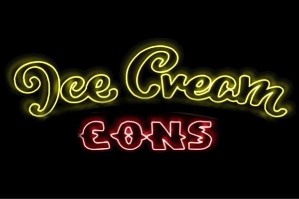 【ネオン】ICE CREAM【2】【デザート】【アイスクリーム】【アイス】【カフェ】【アイコン】【ネオンライト】【電飾】【LED】【ライト】【サイン】【neon】【看板】【イルミネーション】【インテリア】【店舗】【ネオンサイン】【アメリカン雑貨】【おしゃれ】