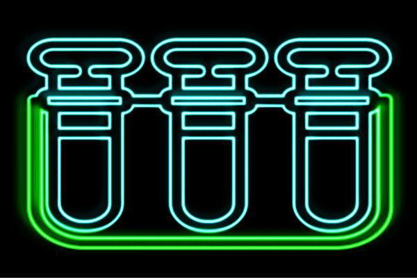 【ネオン】試験管【2】【実験】【科学】【Science】【サイエンス】【理科】【実験道具】【アイコン】【ネオンライト】【電飾】【LED】【ライト】【サイン】【neon】【看板】【イルミネーション】【インテリア】【店舗】【ネオンサイン】【アメリカン雑貨】【おしゃれ】