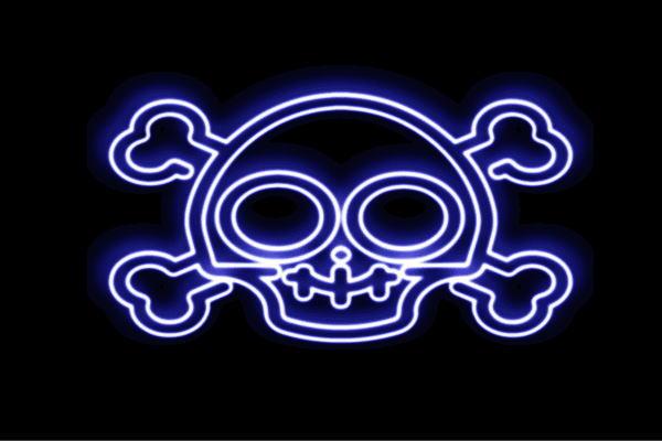 【ネオン】ドクロ【海賊】【旗】【かいぞく】【髑髏】【海賊旗】【どくろ】【海】【航海】【マーク】【ネオンライト】【電飾】【LED】【ライト】【サイン】【neon】【看板】【イルミネーション】【インテリア】【店舗】【ネオンサイン】【アメリカン雑貨】