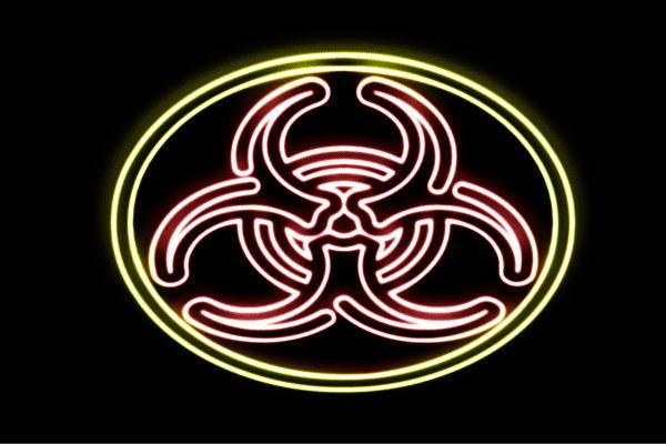 【ネオン】ニュークリア【2】【nuclear】【核爆弾】【核】【核兵器】【原子】【ネオンライト】【アイコン】【イラスト】【電飾】【LED】【ライト】【サイン】【neon】【看板】【イルミネーション】【インテリア】【店舗】【ネオンサイン】【アメリカン雑貨】