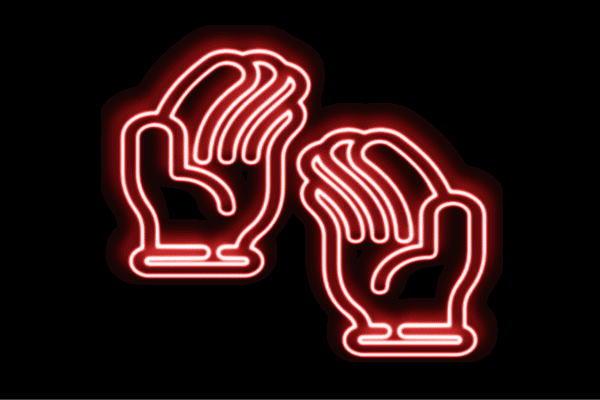 【ネオン】両手【ハンド】【手】【て】【アイコン】【イラスト】【ネオンライト】【電飾】【LED】【ライト】【サイン】【neon】【看板】【イルミネーション】【インテリア】【店舗】【ネオンサイン】【アメリカン雑貨】【おしゃれ】【かわいい】