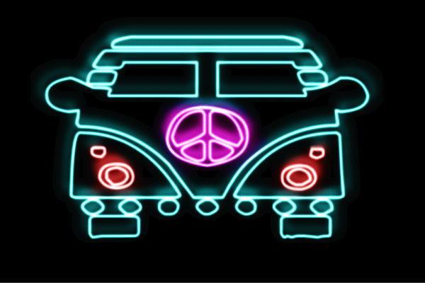 【ネオン】バス【3】【ばす】【車】【カー】【CAR】【乗り物】【ピースマーク】【アイコン】【イラスト】【ネオンライト】【電飾】【LED】【ライト】【サイン】【neon】【看板】【イルミネーション】【インテリア】【店舗】【ネオンサイン】【アメリカン雑貨】