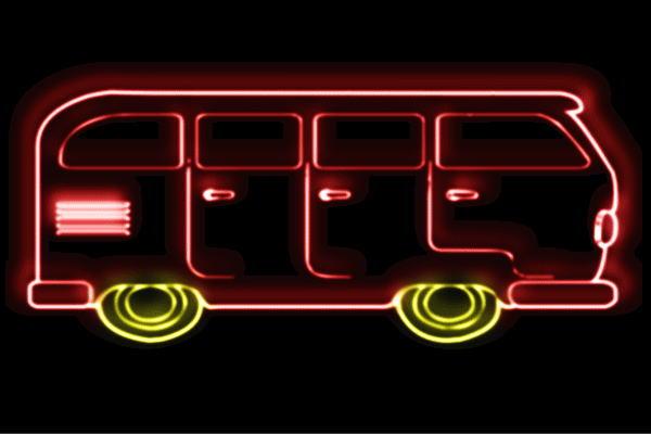 【ネオン】バス【4】【ばす】【車】【カー】【CAR】【乗り物】【アイコン】【イラスト】【ネオンライト】【電飾】【LED】【ライト】【サイン】【neon】【看板】【イルミネーション】【インテリア】【店舗】【ネオンサイン】【アメリカン雑貨】【おしゃれ】【かわいい】