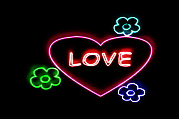 【ネオン】ハート【5】【はーと】【ハートマーク】【heart】【アイコン】【イラスト】【ネオンライト】【電飾】【LED】【ライト】【サイン】【neon】【看板】【イルミネーション】【インテリア】【店舗】【ネオンサイン】【アメリカン雑貨】【おしゃれ】【かわいい】