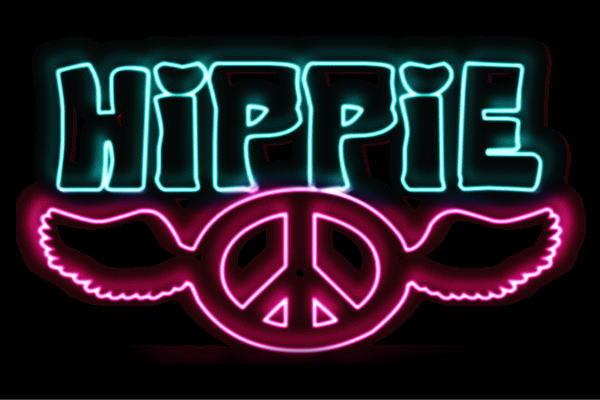 【ネオン】HIPPIE【ヒッピー】【カウンターカルチャー】【アメリカ】【アイコン】【イラスト】【ネオンライト】【電飾】【LED】【ライト】【サイン】【neon】【看板】【イルミネーション】【インテリア】【店舗】【ネオンサイン】【アメリカン雑貨】【かわいい】