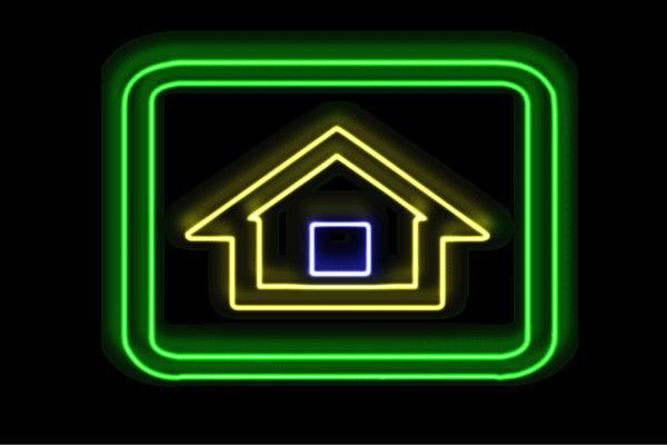 【ネオン】家【2】【いえ】【HOUSE】【ハウス】【イラスト】【建物】【アイコン】【ネオンライト】【電飾】【LED】【ライト】【サイン】【neon】【看板】【イルミネーション】【インテリア】【店舗】【ネオンサイン】【アメリカン雑貨】【おしゃれ】【かわいい】