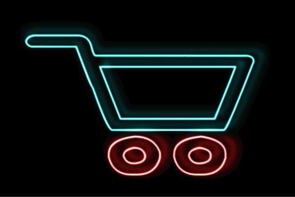【ネオン】買い物かご【3】【かご】【買い物】【籠】【カゴ】【カート】【アイコン】【ネオンライト】【電飾】【LED】【ライト】【サイン】【neon】【看板】【イルミネーション】【インテリア】【店舗】【ネオンサイン】【アメリカン雑貨】【かわいい】【おしゃれ】
