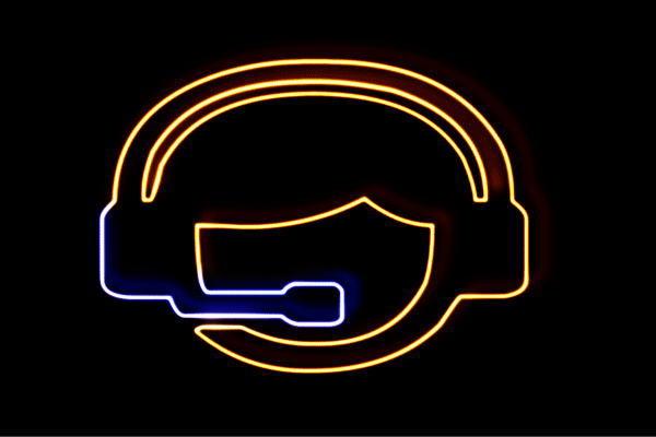 【ネオン】オペレーター【コールセンター】【TEL】【テレアポ】【アイコン】【イラスト】【ネオンライト】【電飾】【LED】【ライト】【サイン】【neon】【看板】【イルミネーション】【インテリア】【店舗】【ネオンサイン】【アメリカン雑貨】【おしゃれ】【かわいい】