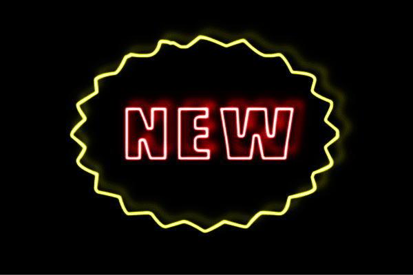 【ネオン】NEW【新】【新しい】【ニュー】【吹き出し】【ふきだし】【アイコン】【イラスト】【ネオンライト】【電飾】【LED】【ライト】【サイン】【neon】【看板】【イルミネーション】【インテリア】【店舗】【ネオンサイン】【アメリカン雑貨】【おしゃれ】【かわいい】