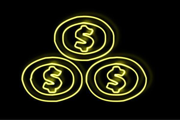 【ネオン】ドル【3】【コイン】【お金】【金】【金融】【財布】【アイコン】【イラスト】【ネオンライト】【電飾】【LED】【ライト】【サイン】【neon】【看板】【イルミネーション】【インテリア】【店舗】【ネオンサイン】【アメリカン雑貨】【おしゃれ】【かわいい】
