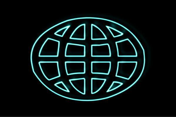 【ネオン】地球儀【3】【地球】【ちきゅう】【円】【丸】【アース】【Earth】【イラスト】【アイコン】【ネオンライト】【電飾】【LED】【ライト】【サイン】【neon】【看板】【イルミネーション】【インテリア】【店舗】【ネオンサイン】【アメリカン雑貨】【おしゃれ】