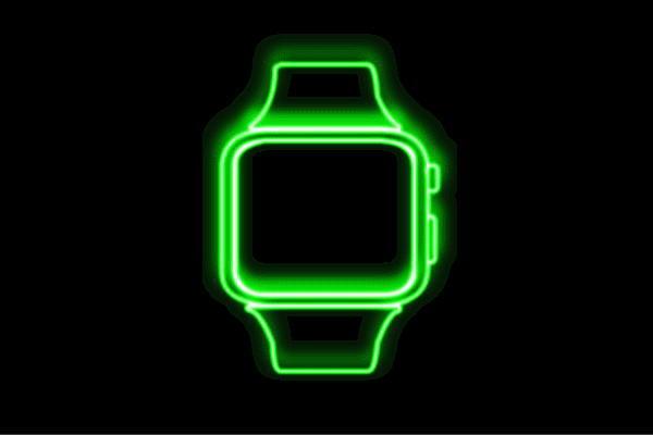 【ネオン】腕時計【6】【時計】【とけい】【ウォッチ】【WATCH】【スポーツ】【アイコン】【うでどけい】【ネオンライト】【電飾】【LED】【ライト】【サイン】【neon】【看板】【イルミネーション】【インテリア】【店舗】【ネオンサイン】【アメリカン雑貨】