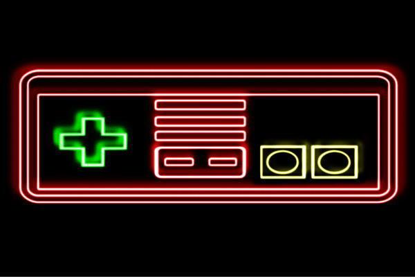 【ネオン】コントローラー【8】【ゲーム】【げーむ】【テレビゲーム】【GAME】【アイコン】【ネオンライト】【電飾】【LED】【ライト】【サイン】【neon】【看板】【イルミネーション】【インテリア】【店舗】【ネオンサイン】【アメリカン雑貨】【おしゃれ】【かわいい】