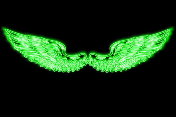 【ネオン】ウイング【49】【羽】【翼】【はね】【つばさ】【WING】【フェザー】【天使】【ネオンライト】【電飾】【LED】【ライト】【サイン】【neon】【看板】【イルミネーション】【インテリア】【店舗】【ネオンサイン】【アメリカン雑貨】【おしゃれ】