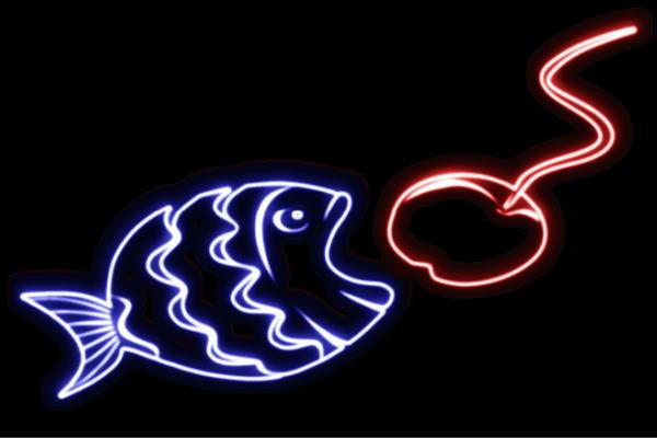 【ネオン】りんごと魚【さかな】【リンゴ】【林檎】【果物】【フルーツ】【フィッシュ】【BAR】【バー】【ネオンライト】【電飾】【LED】【ライト】【サイン】【neon】【看板】【イルミネーション】【インテリア】【店舗】【ネオンサイン】【アメリカン雑貨】