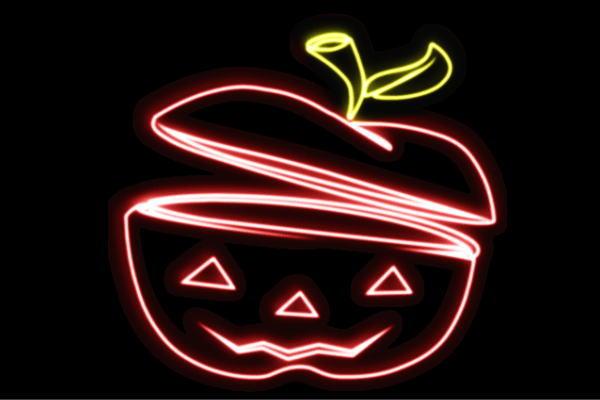 【ネオン】りんご【16】【APPLE】【リンゴ】【林檎】【アップル】【果物】【フルーツ】【くだもの】【BAR】【バー】【ネオンライト】【電飾】【LED】【ライト】【サイン】【neon】【看板】【イルミネーション】【インテリア】【店舗】【ネオンサイン】【アメリカン雑貨】