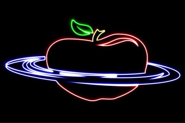 【ネオン】りんご【21】【APPLE】【リンゴ】【林檎】【アップル】【果物】【フルーツ】【くだもの】【BAR】【バー】【ネオンライト】【電飾】【LED】【ライト】【サイン】【neon】【看板】【イルミネーション】【インテリア】【店舗】【ネオンサイン】【アメリカン雑貨】